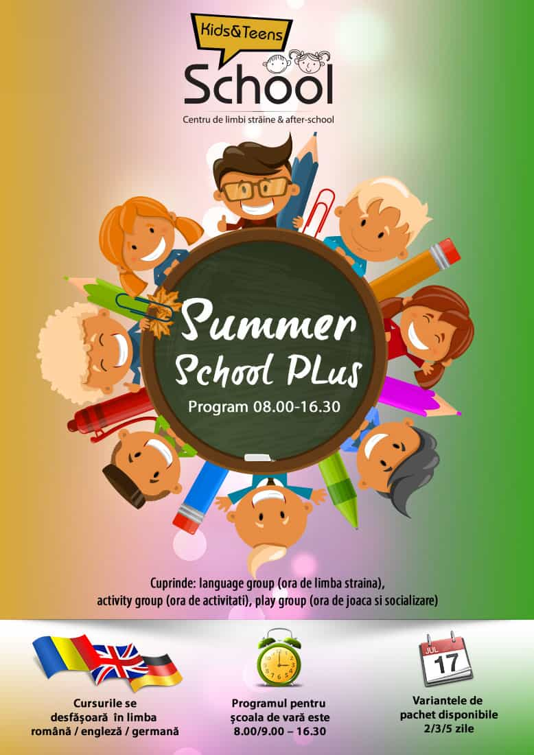 English School - Summer School Plus